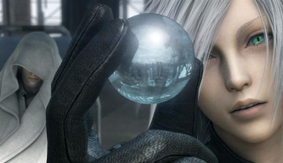 最终幻想7圣子降临_《最终幻想7:降临之子》封面及映像画面曝光