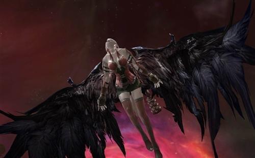 《永恒之塔》天魔族翅膀全欣赏