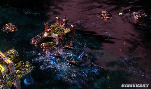 《红色警戒3》海豚和水翼艇使用技巧