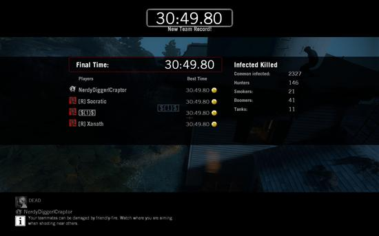 《Left 4 Dead》Tank重生漏洞被修正