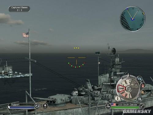 《中途岛之战:太平洋》航母舰队控制 飞机轰炸及鱼雷