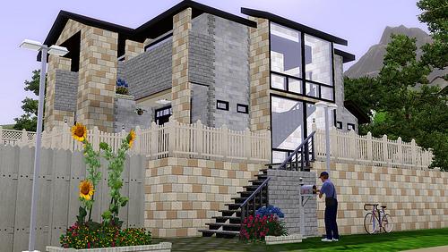 欧式房建设计图片