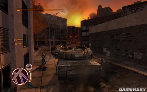 《虐杀原形》关于超级坦克刷EP方法