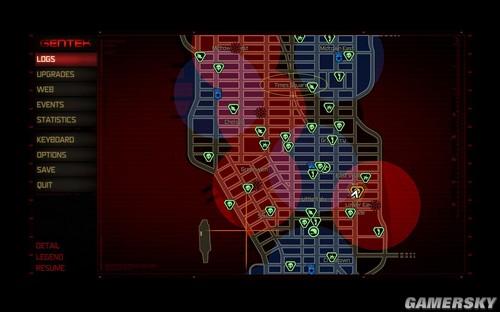 《虐杀原形》蓝珠和红珠最集中的地方