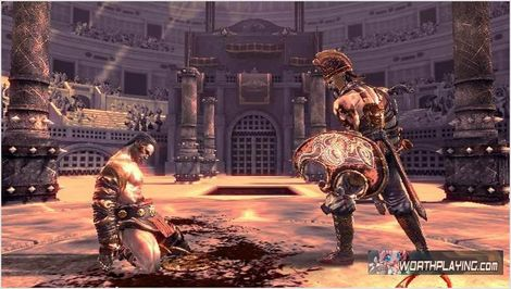 在古罗马战斗《角斗士 A.D.》新画面欣赏 _ 游民星空 GamerSky.com