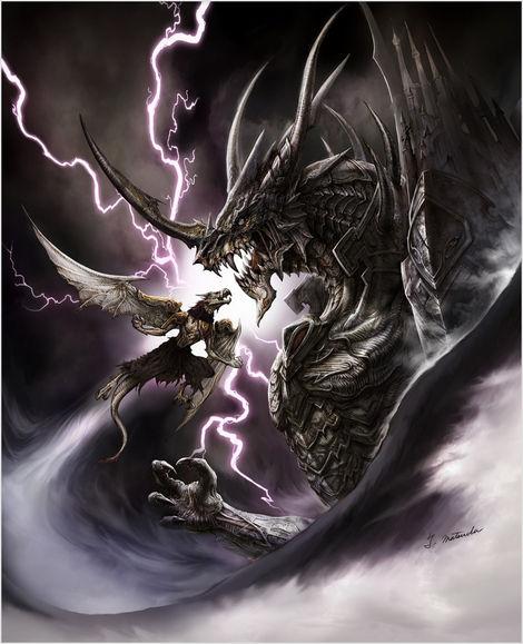 戏命之飞天神猪-巴哈姆特是巨兽世界阿尔泰尔终极绝对的创造神.在遥远的古代从虚无