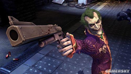 《蝙蝠侠:阿甘疯人院》人物介绍:小丑(joker)
