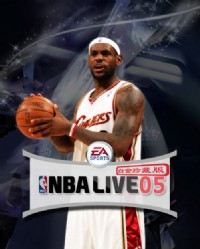 NBA LIVE 05 白金珍藏版中文你玩过吗?