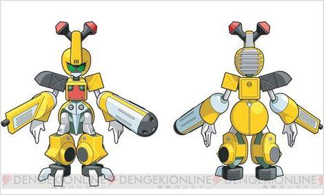 机器人对战《徽章战士》双版本新情报公布