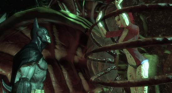 《蝙蝠侠:阿卡姆疯人院》免费DLC下周全平台发布