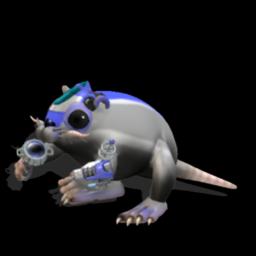《孢子:银河冒险》鼠PORE特务设计(PNG)