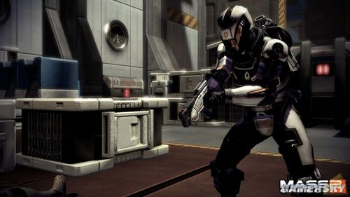 《质量效应2》第11个dlc:装甲cerberus assault armor