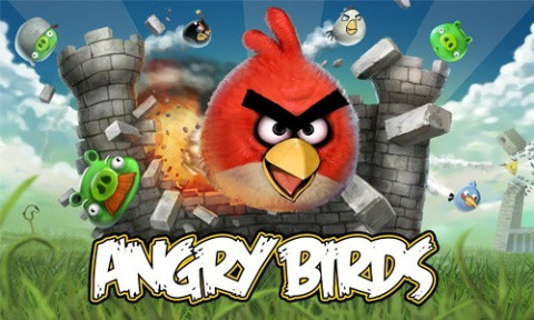 愤怒的小鸟,Angry Birds