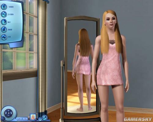 《模拟人生3》mod妹妹美食人物用做混血巧克力自制的图片