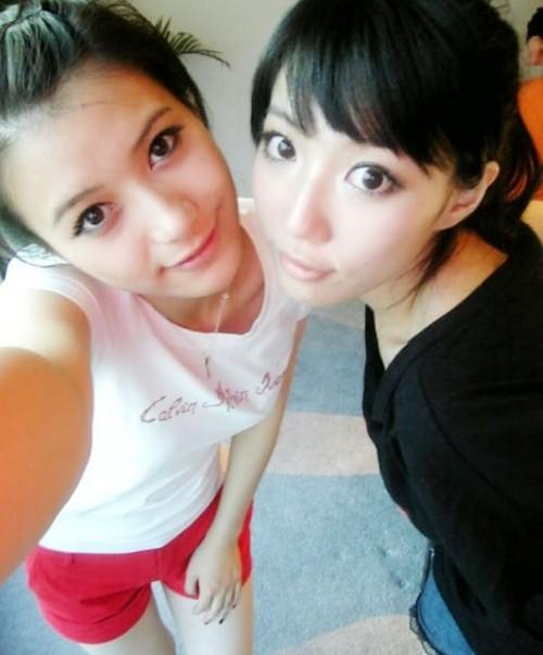 【090810】腾讯公司太多美女了!个个大眼睛