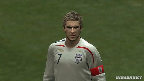 《实况足球2009》贝克汉姆经典版