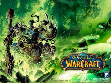 《魔兽世界》最新精美壁纸下载