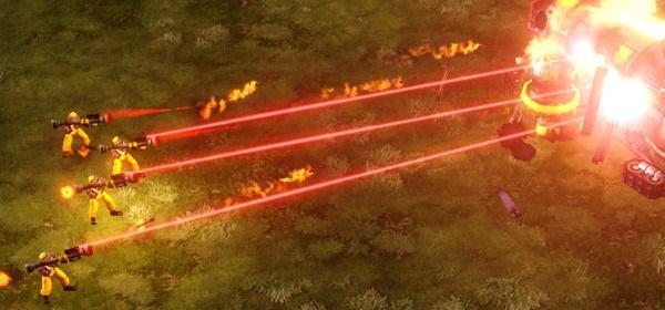 《红色警戒3》反坦克步兵使用技巧