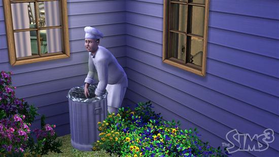 EA正式宣布《模拟人生3》 首批截图×15