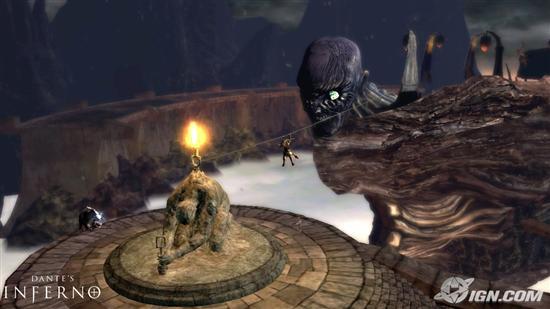 地狱恐怖版战神!EA新作《但丁地狱》新情报 - chengliuru - 洳雯...游戏天地