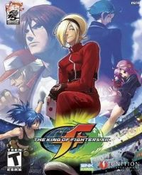 《拳皇12》PC免安装硬盘版下载